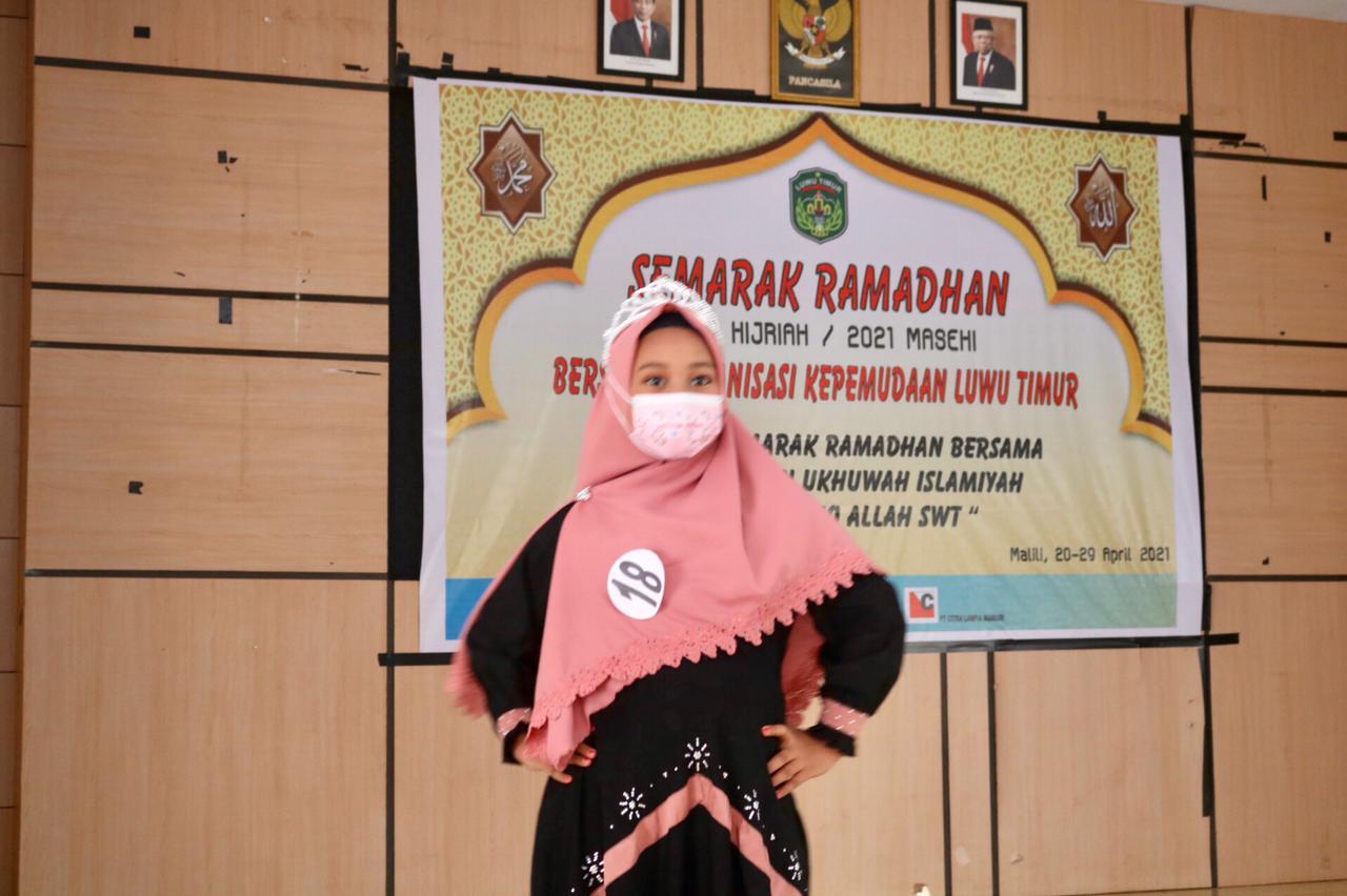 Gelar Semarak Ramadhan, Asisten Pemerintahan Apresiasi OKP Luwu Timur