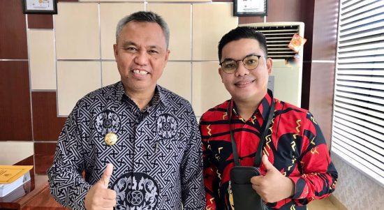 Mewakili Pemprov Sulsel, Imam Dapat Dukungan Bupati Lutim Tampil di Rising Star