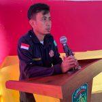 Resmi Dilantik Sebagai Ketua Karang Taruna, Awaluddin Siap Bangun Desa Nuha