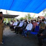 Safari di Masjid, Bupati Budiman Jaga Kekompakan dan Kepedulian antara Sesama