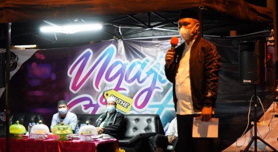 Sambut Ramadhan, Bupati Luwu Timur Ikutan Ngaji On The Street di Sorowako