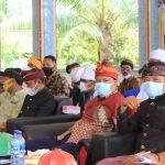 Wabup Budiman Ikuti Resespi Penobatan Sulinggih di Pura Amertha Sari