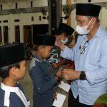 Bupati Lutim Hadiri Wisuda 101 Hafidz Qur'an Ponpes Al Mujahidin NW Mantadulu