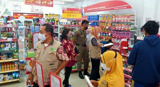 Giliran di Pasar Wasuponda Tim Pengawas Temukan Obat dan Makanan Kadaluarsa