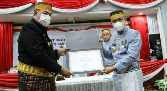 HUT ke 18 Kabupaten Luwu Timur, Budiman Paparkan Program Prioritas