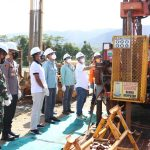 Bupati Luwu Timur Launching Persiapan Pembangunan RTH di BBG