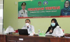 Forum KKS Luwu Timur Gelar Rakor Pemantapan Jelang Verifikasi KKS
