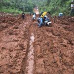 Pekerjaan Jalan Lintas Provinsi di Desa Nuha, Masyarakat Parah, Ada Pungli dan Tidak Memberdayakaan Masyarakat
