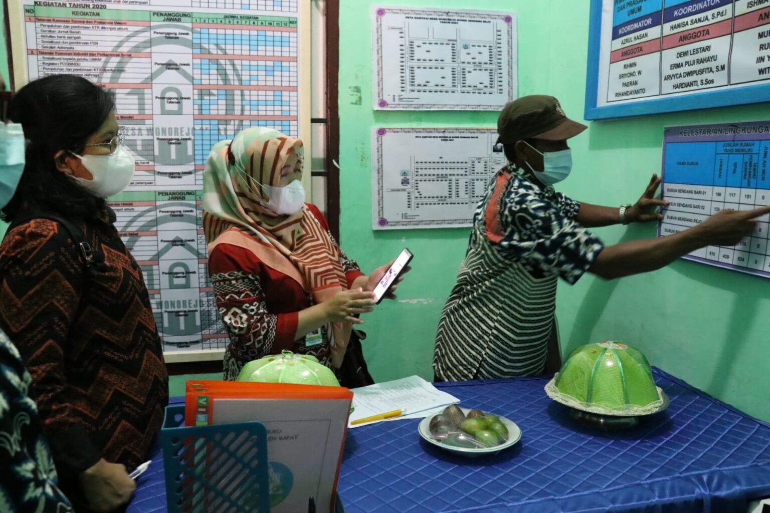 Tim Verifikasi KKS Sambangi Kabupaten Luwu Timur