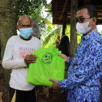 Gerakan Jum'at Sedekah ASN Setda Sasar 25 Warga di Tiga Dusun