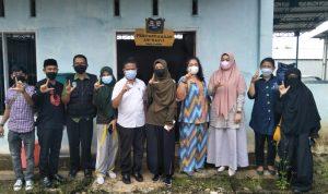 Lomba Perpus Desa, Kadis Perpus Lutim Dewan Juri, Laksanakan Tugasnya Secara Profesional
