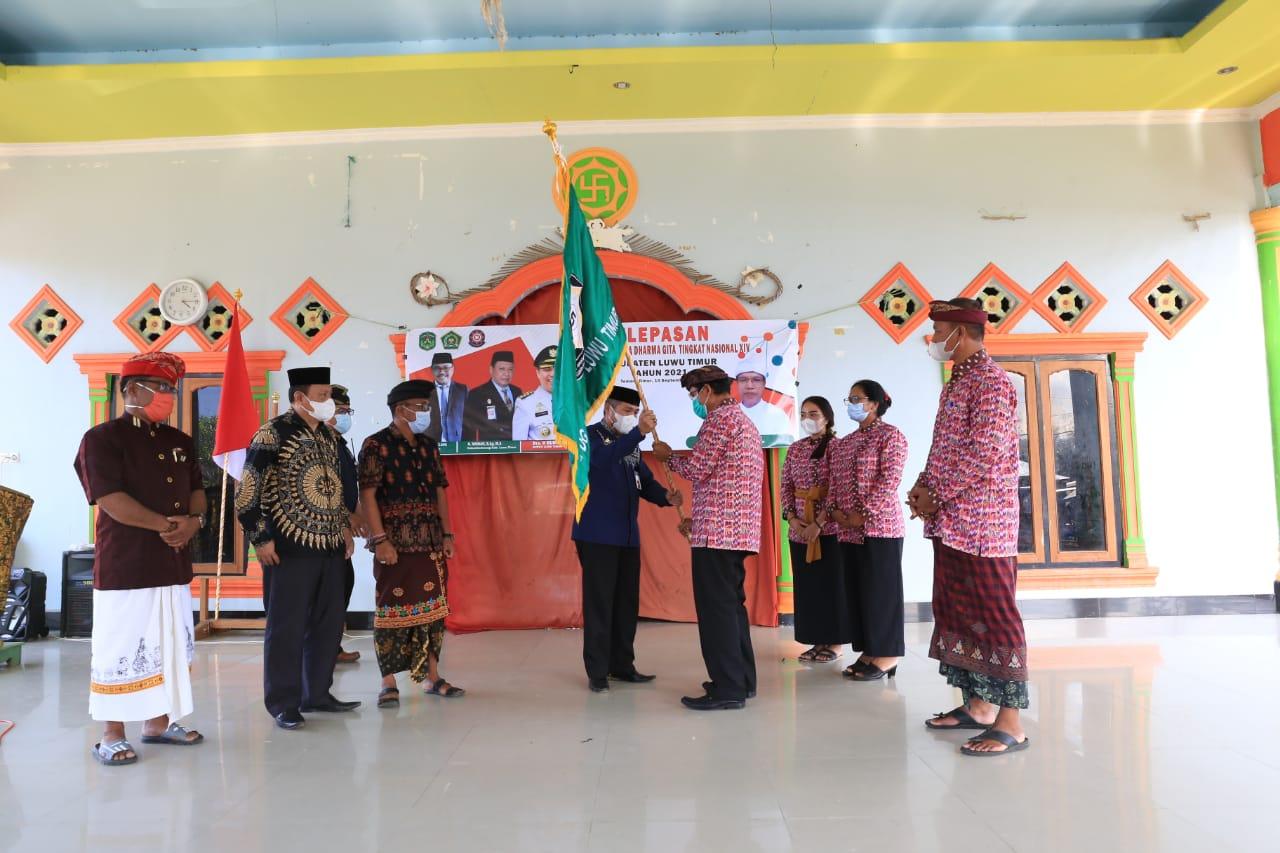 Luwu Timur Wakili Sulsel di Ajang UDG Nasional XIV Tahun 2021