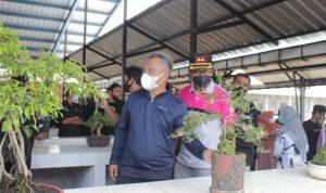 Resmikan Pasar Hobi Malili, Budiman Ini Akan Menjadi Pusat Pertumbuhan Ekonomi