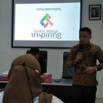 Sosialisasi City Branding Lutim Inspiring Mendapat Komentar dari Pendiri Penalutim
